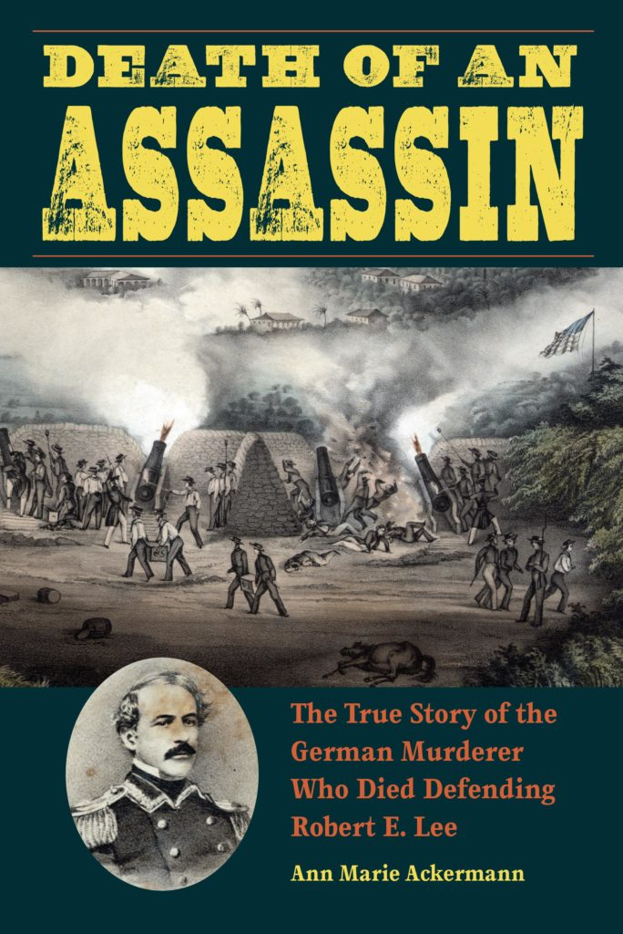 Death of an Assassin book cover