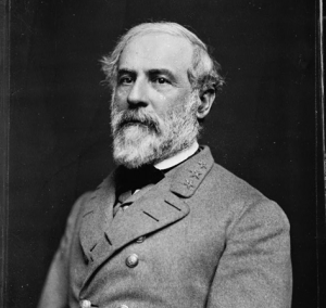 Robert E. Lee; Library of Congress Prints and Photographs Division, Washington, D.C.; Julian Vanneson photographer; public domain