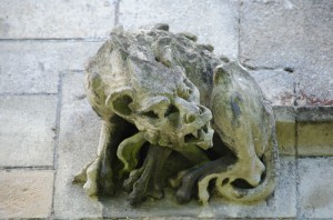 Gargoyle, shutterstock.com