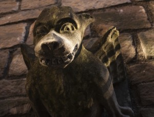 Gargoyle in York, England, by Cindy Goff, shutterstock.com