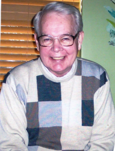 Author Donald A. Clark