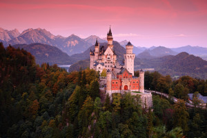 Fairy Tale Castle of Ludwig II