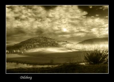 Dilsberg on the Neckar River