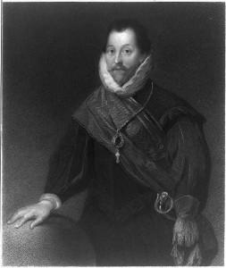 Francis Drake, English privateer