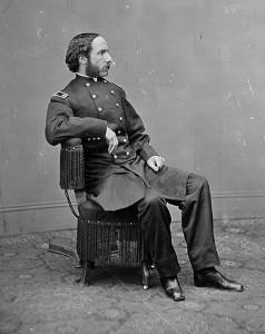 Major Henry Rathbone