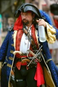 Pirates were a unique brand of criminal.