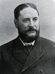 Victorian detective Jerome Caminada