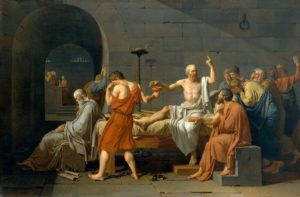 The trial of Socrates was one of the greatest criminal trials of history.