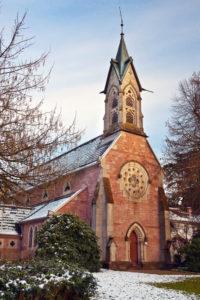 Johanniskirche in Baden-Baden
