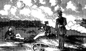 Eliza Allen Billings, wounded at Cerro Gordo.
