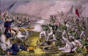 Battle of Buena Vista.