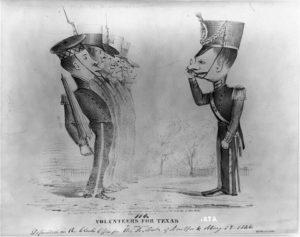 Mexican-American War recruits.