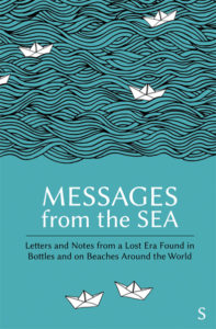 Messages from the Sea book cover.