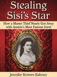 Stealing Sisi's Star, book cover.