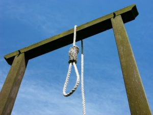Perry's case ended with a wrongful execution on the gallows.