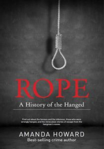 Book cover for Rope: A History of the Hanged
