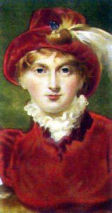 Caroline of Brunswick, whose funeral procession led to the world first police lineup