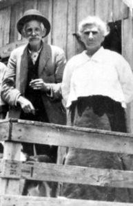 Gabriel Marnoch and wife.