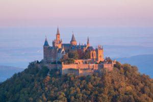 Hohenzollern castle.