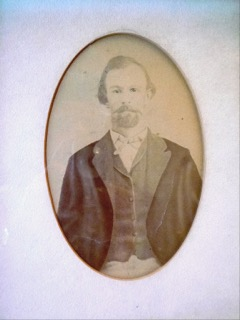 "John Green, murder victim in ""Death of a TExas Ranger."""