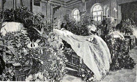 Interior of the Munich Leichenhaus