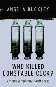 Who Killed Constable Cock, book cover