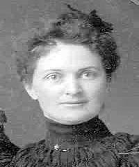 Sara Moore, a victime in the Villisca ax murders