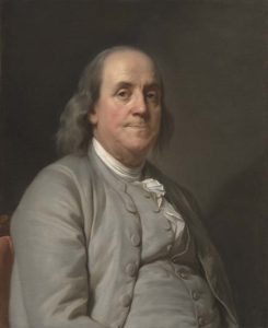 Benjamin Franklin wrote true crime early in his career
