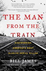 The Man from the Train, book cover, courtesy of Scribner.